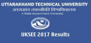 Uttarakhand/ UKSEE Result 2017 Declare Today – Check Cutoff Marks, Score Card @ uktech.ac.in
