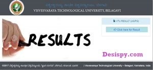 VTU 1st Sem Results 2017 To Be Released Today –  Check B.E/ B.Tech 1st Sem CBCS Marks @ result.vit.ac.in