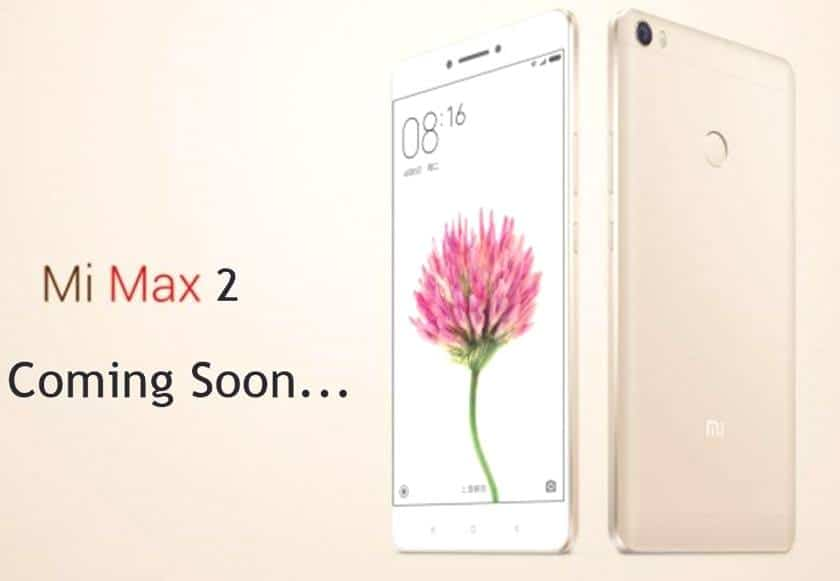 Xiaomi Mi Max 2 release date, Specifications, Price