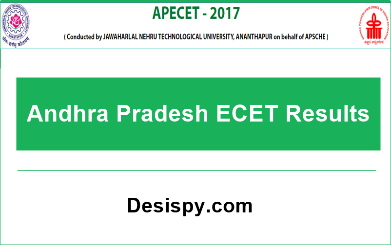 AP ICET Results 2017 Released