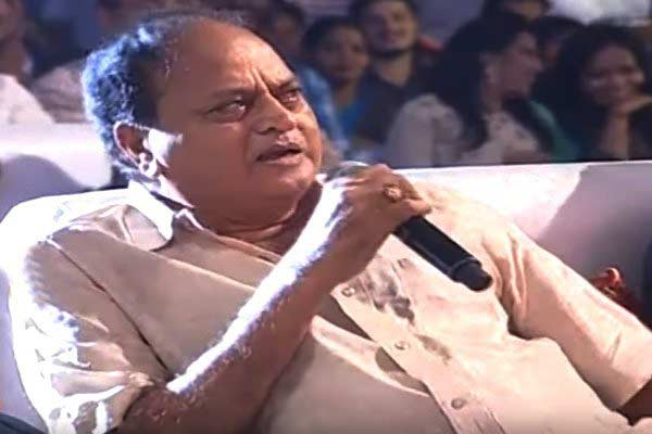 Chalapathi RaoSays Sorry for His Comments