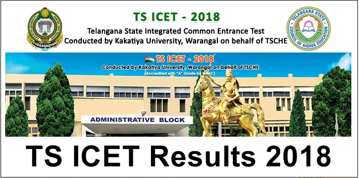 TS ICET Results 2018