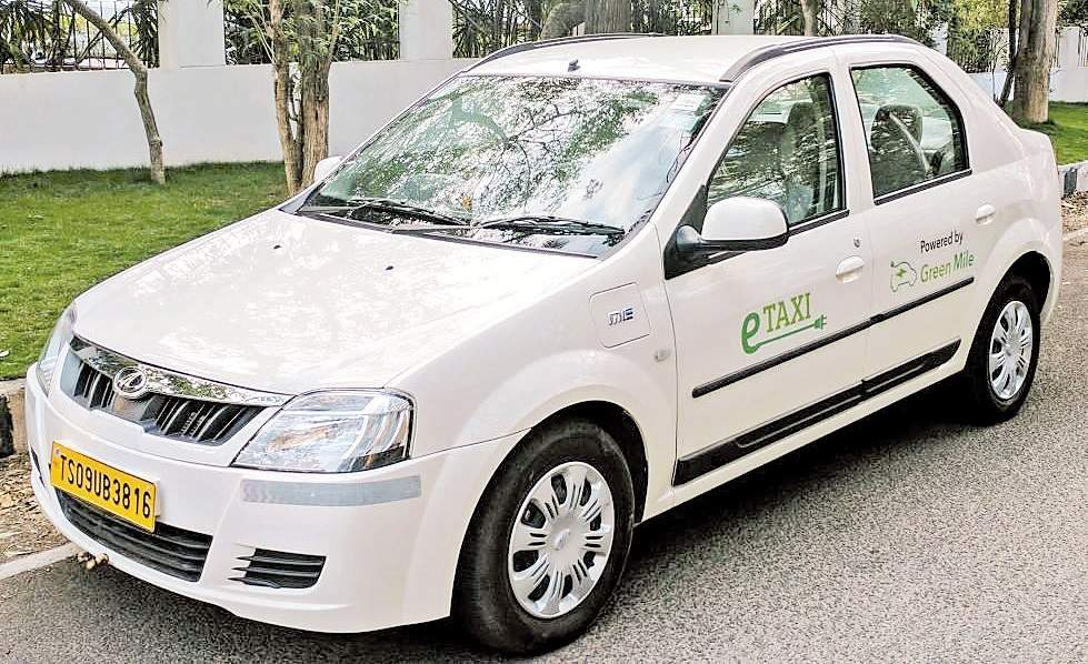India's first e-taxi to hit Hyderabad roads on Monday