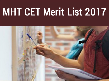 MHT CET Provisional Merit List 2017