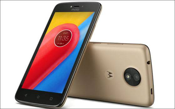 Moto C with 4G VoLTE support launched in India