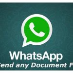WhatsApp to support all file types PDF, DOCX, DOC, PPT on Android & iOS Gadgets