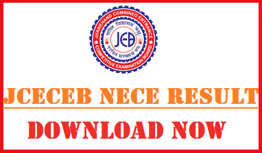 JCECEB NECE Result 2017 B.Sc. Nursing Cut off Marks, Merit List to be Released today - Check @ jceceb.jharkhnad.gov.in