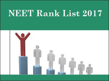 Tamil Nadu NEET Rank List 2017 Likely to Release Today