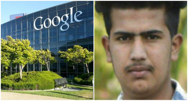 Google Offered Job for a Class 12th Student in Chandigarh with a Package of Rs 12 Lakh per month