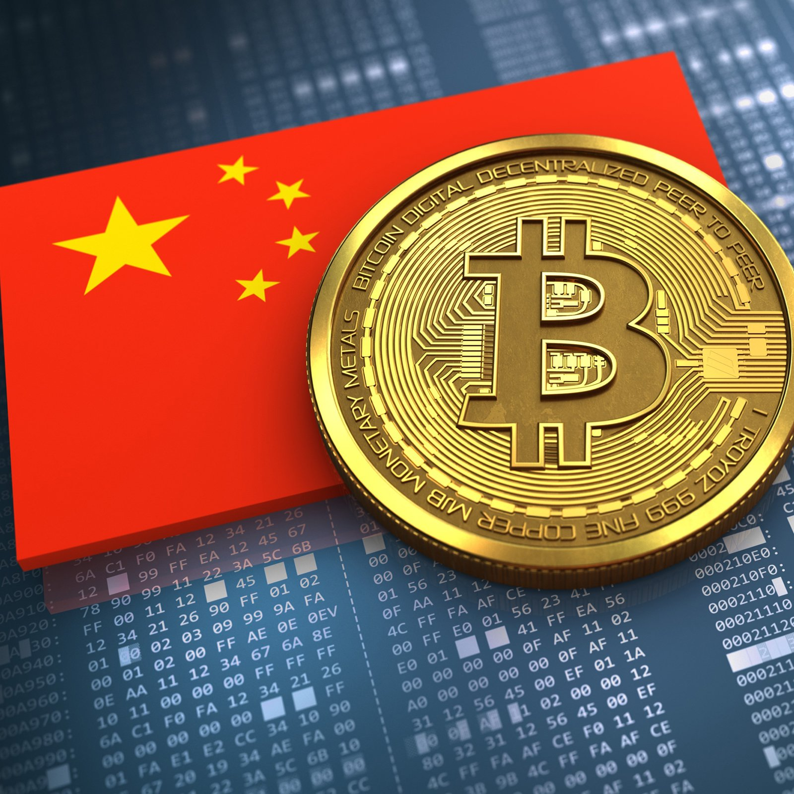 Bitcoin Exchange Drastically Falls in China After the Government Stopped Trading