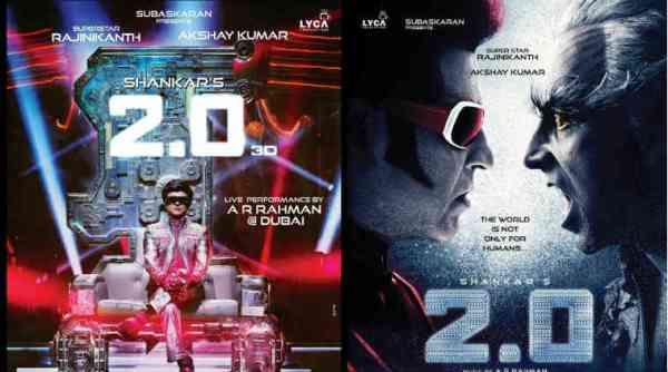 Robo 2.0 Audio Launch Live Streaming