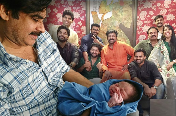 Pawan Kalyan and Anna's Son Named As Mark Shankar Pawanovich