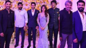 Naga Chaitanya Samantha's Reception Photos, Videos – Check Chaysam Reception Function Pics