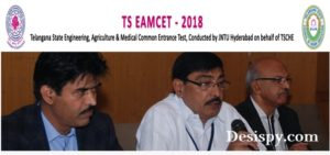 TS EAMCET Results 2018 @ eamcet.tsche.ac.in – Manabadi Telangana EAMCET Rank Card, Cutoff Marks