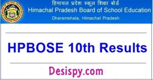 HPBOSE 10th Result 2018 – Check HP Board Matric Results Name wise @ hpbose.org, indiaresults.com